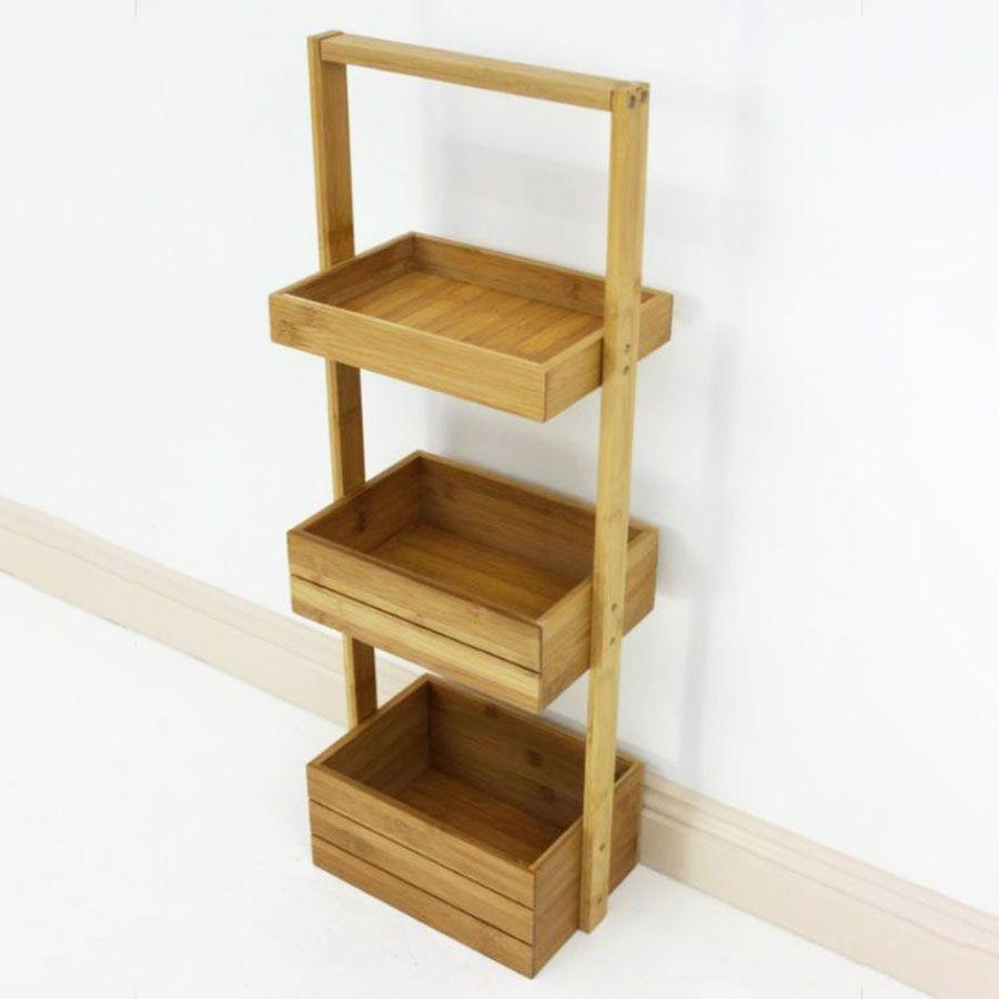 Bamboo Storage Unit | Furniture | Home Storage & Living