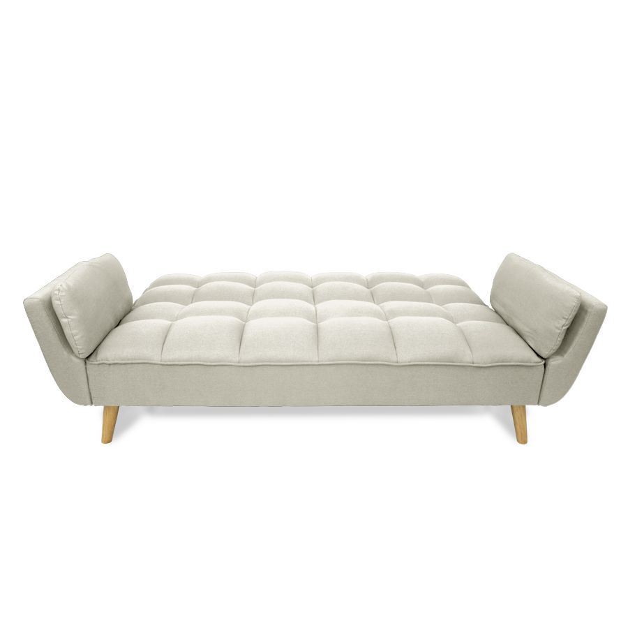 Claire Sofa Bed Beige   Furniture  Home Storage & Living