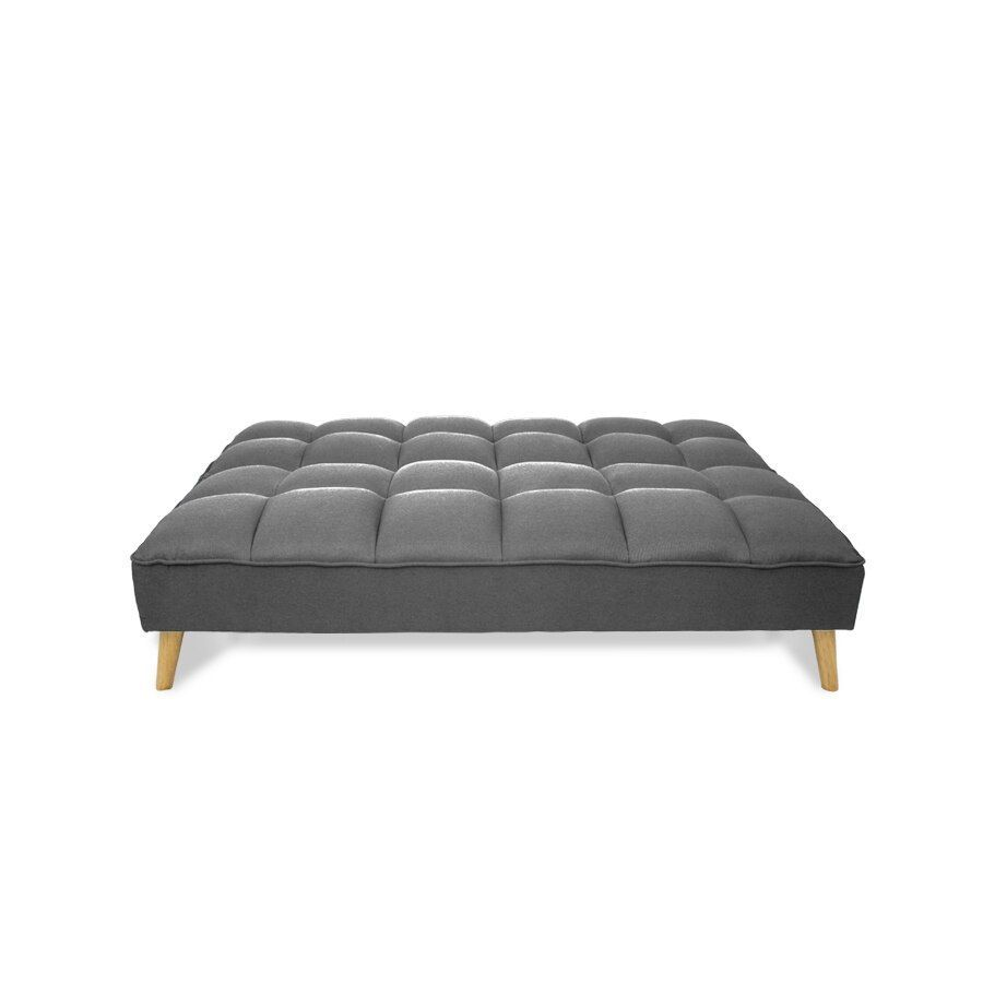 Claire Sofa Bed Grey   Furniture  Home Storage & Living