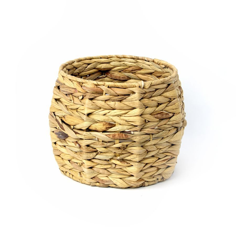 Elise Seagrass Storage Basket Natural Medium | Home Storage & Living