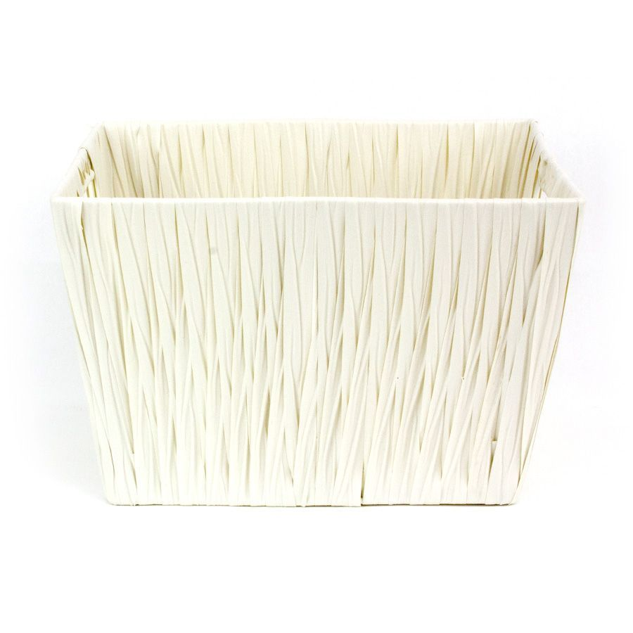 Hudson Storage Basket White - Set of 2 | Storage | Home Storage & Living