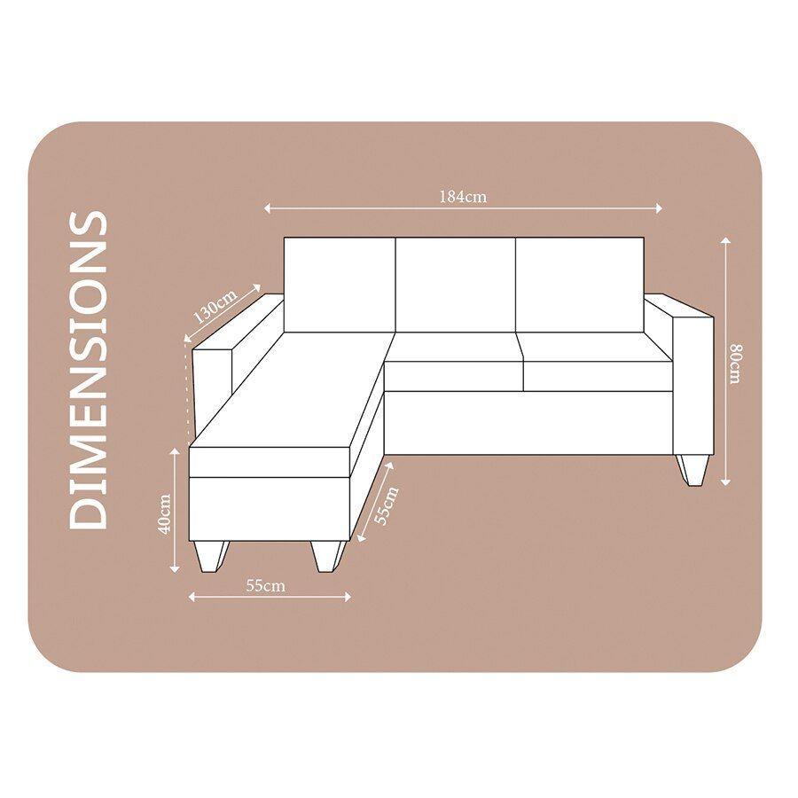 Jasper Sofa with Chase Dark Teal | Furniture| Home Storage & Living
