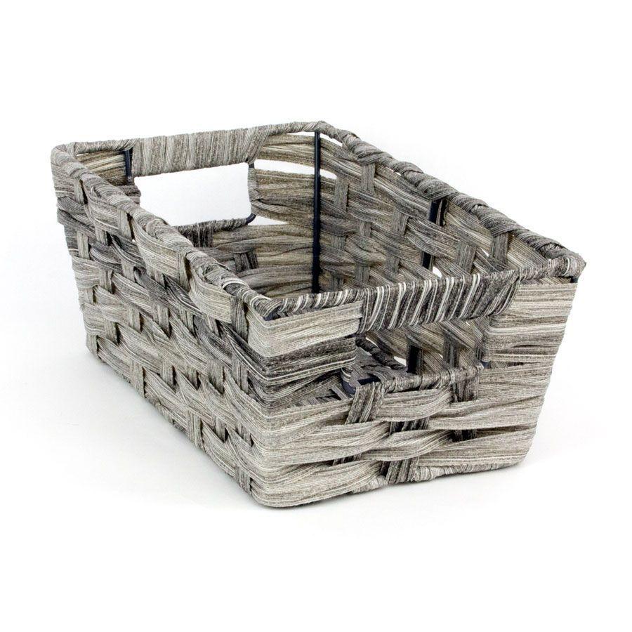 Jasper Storage Basket Grey | Storage | Home Storage & Living