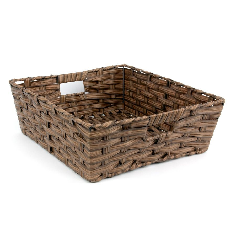 Kaia Storage Basket Brown | Storage | Home Storage & Living