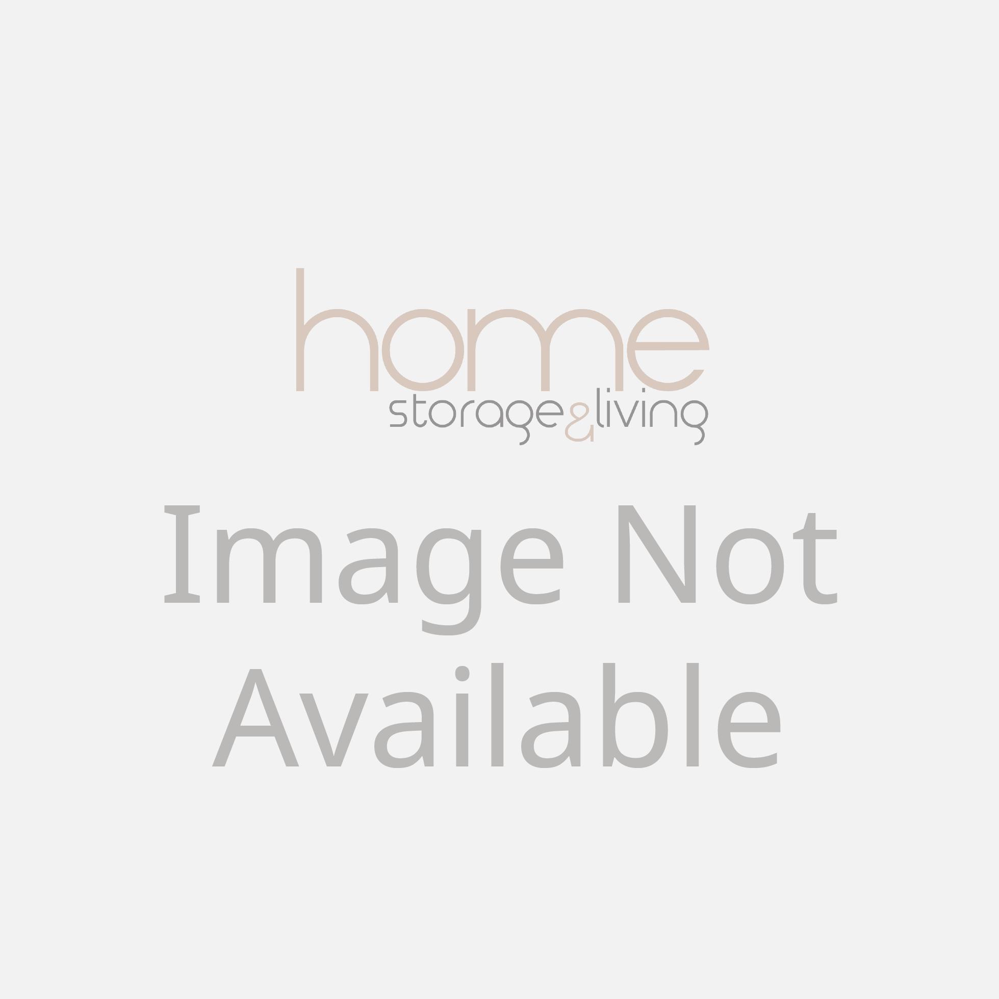 Kloset Soft Storage 6 Section Hanging Organiser Black 45 x 34 x 125cm | Home Storage & Living