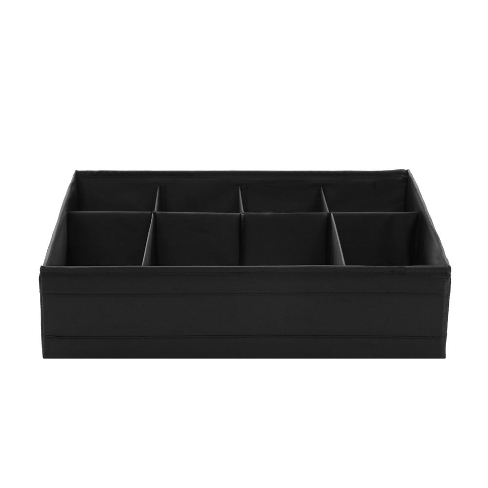 Kloset Soft Storage Compartment Black 44 x 34 x 11cm | Home Storage & Living