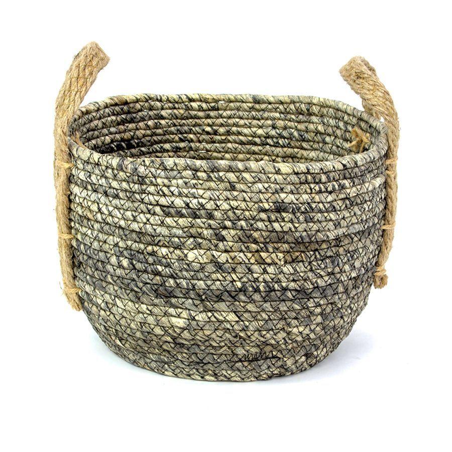 Margo Storage Basket Grey Small | Home Storage & Living