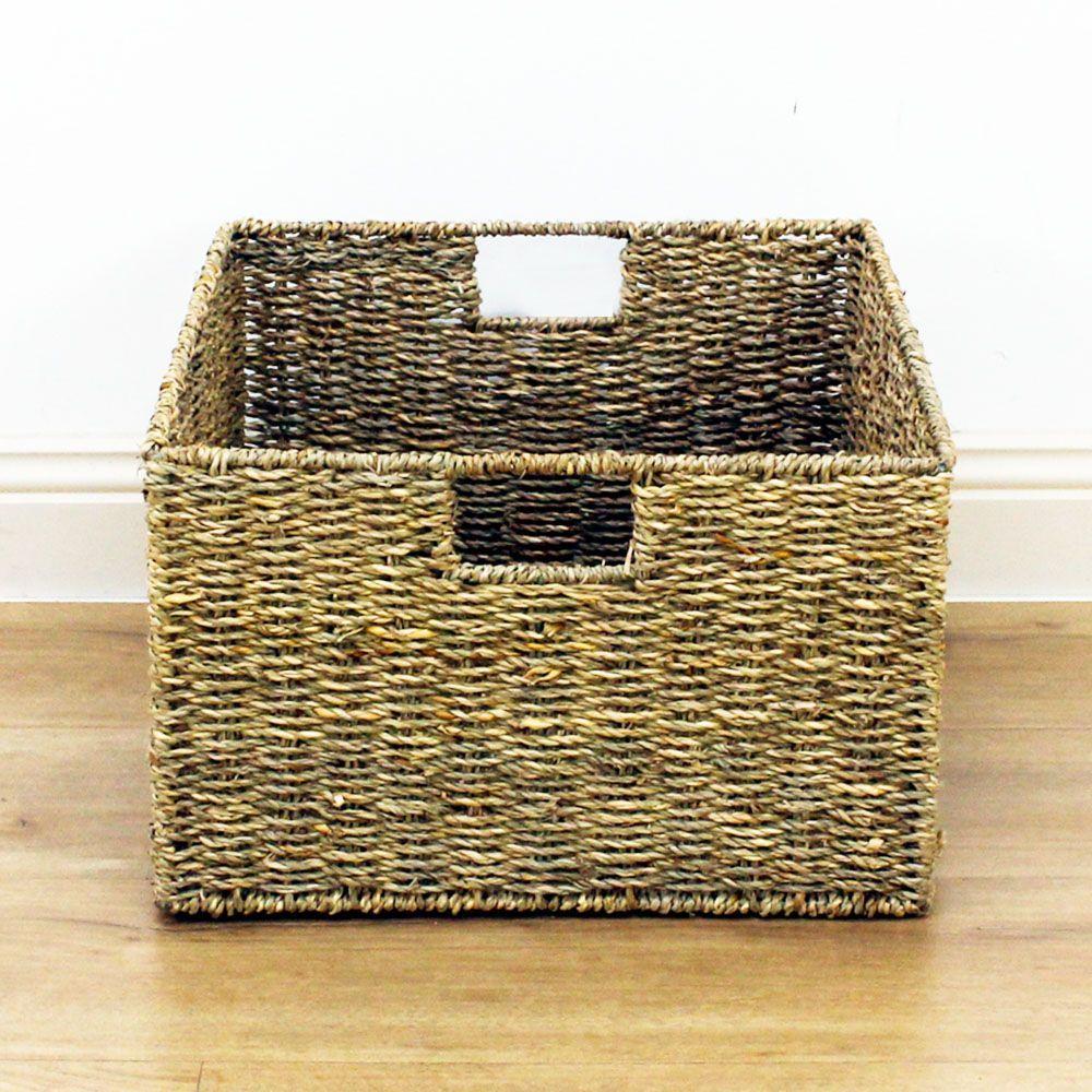Seagrass Storage Basket Large | Storage | Home Storage & Living
