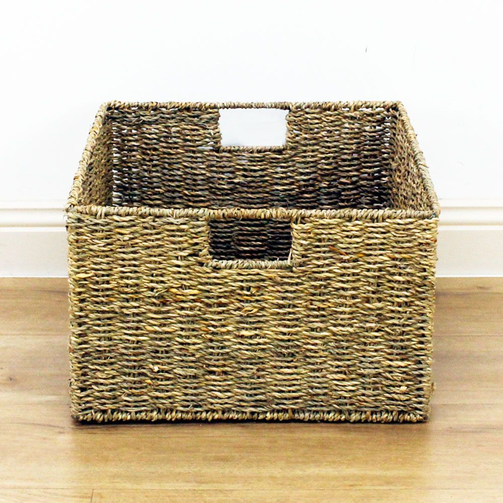 Seagrass Storage Basket Small | Storage | Home Storage & Living