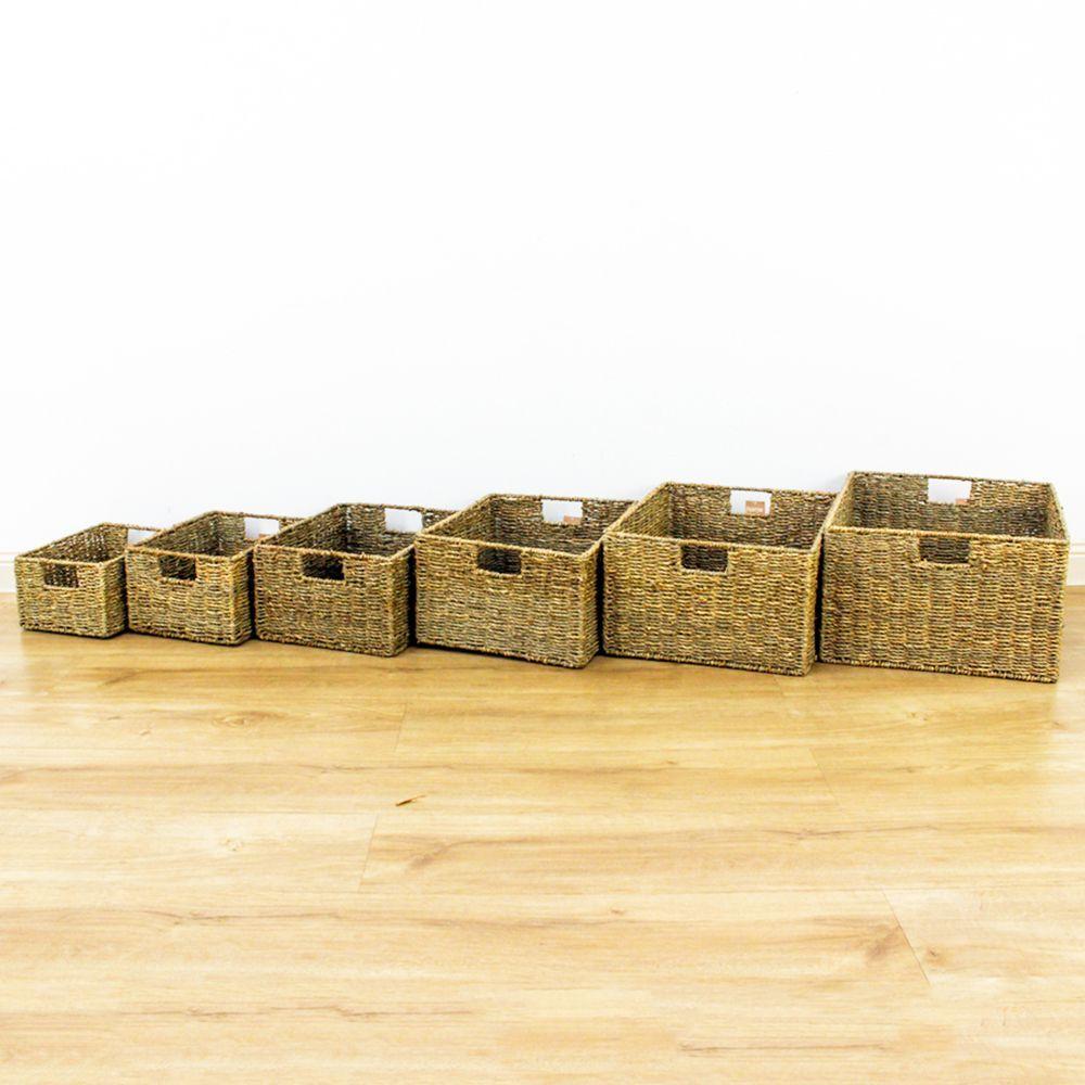 Seagrass Storage Basket XLarge   Storage   Home Storage & Living