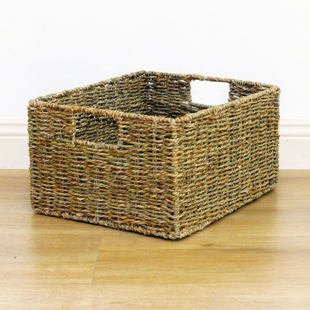 Seagrass Storage Basket XSmall | Storage | Home Storage & Living