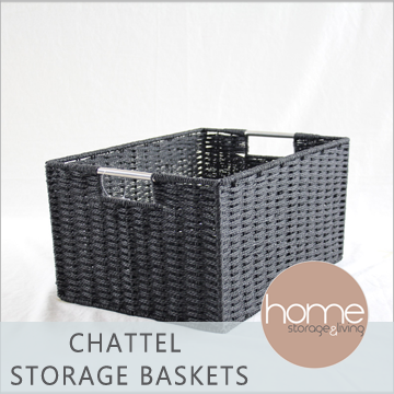 Chattel Storage Baskets - Home Storage & Living