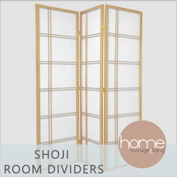 Shoji Room Dividers - Home Storage & Living